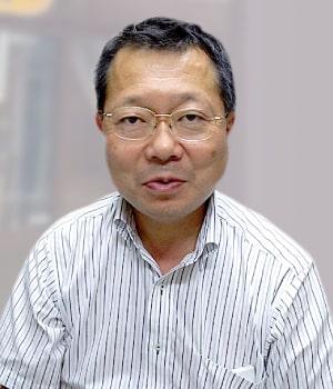 写真:愛知酒造代表 中村哲男